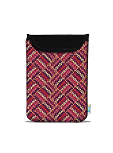 FUNDA 7' TABLET BAGS WEAVE COOL