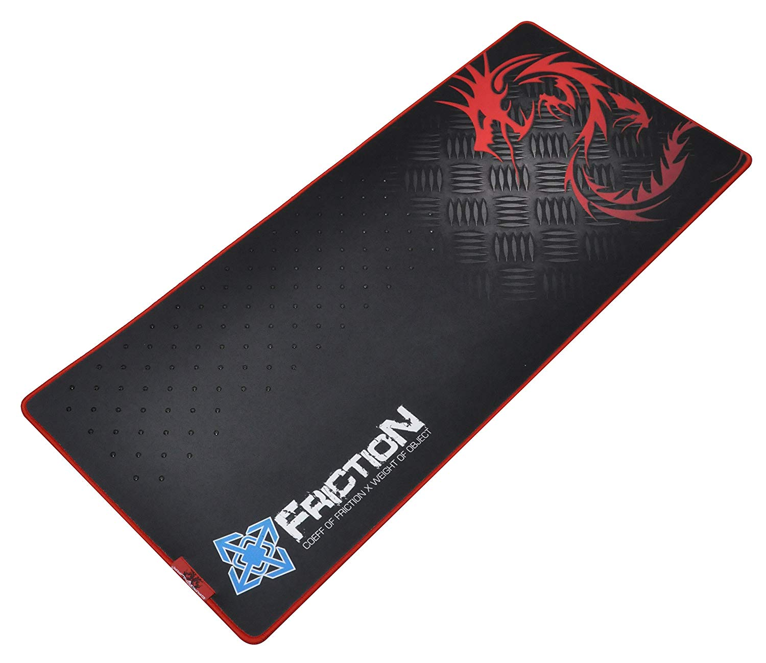 Mouse Pad Extended DragonWar Friction Speed