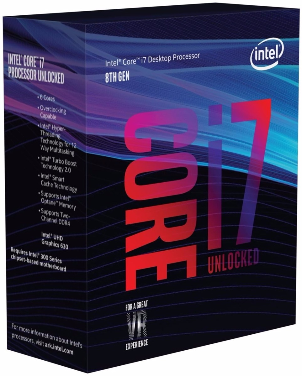 Intel Core I7 8700K 4.7 Ghz Coffee Lake Socke..