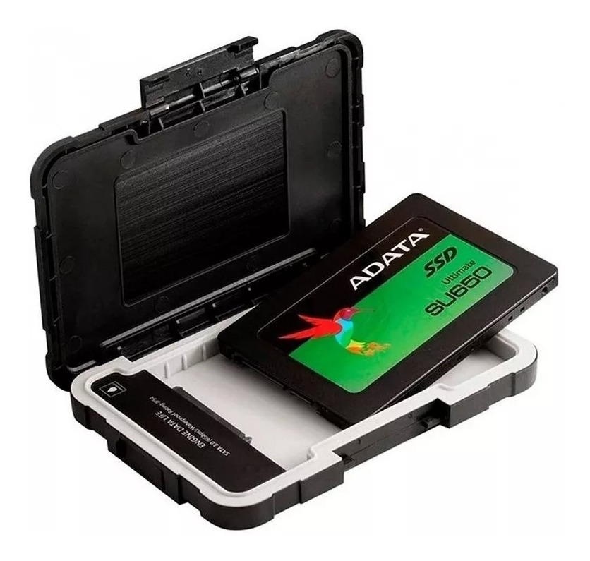 Carry Disk USB 3.1 Adata para HDD y SSD
