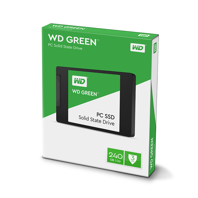 Disco SSD 120 GB WD Green SATA3