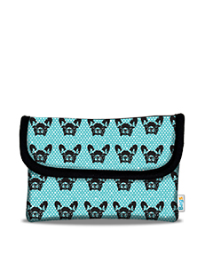 FUNDA 4,3' GPS/CAMARA BAGS FRENCH BULLDOG