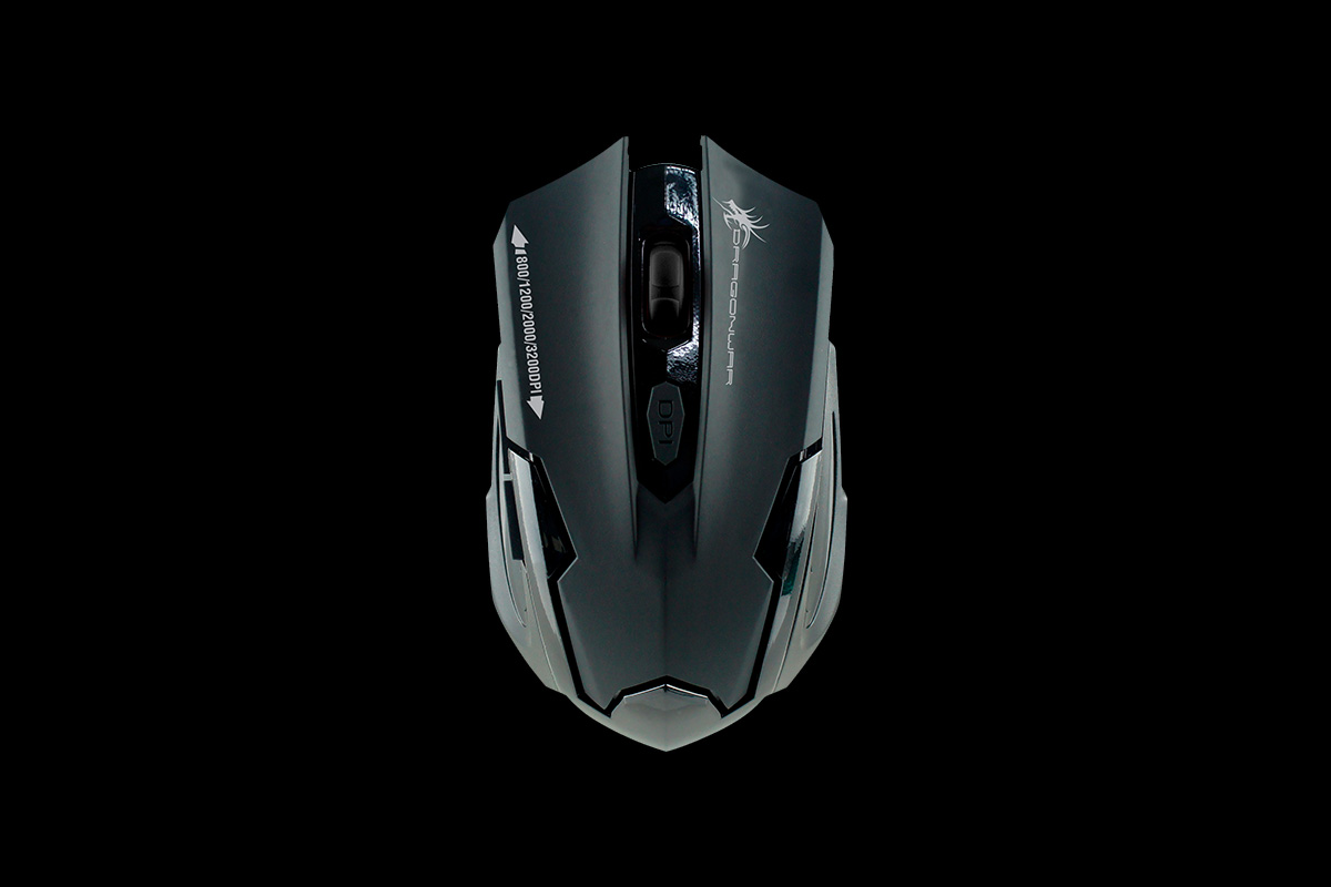 Mouse DragonWar Emera 3200 DPI