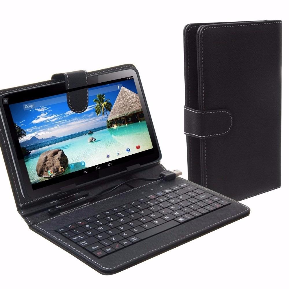 Funda con teclado eurocase 7 pulgadas para tablet fusionstore inform tica - Funda tablet con teclado 7 ...