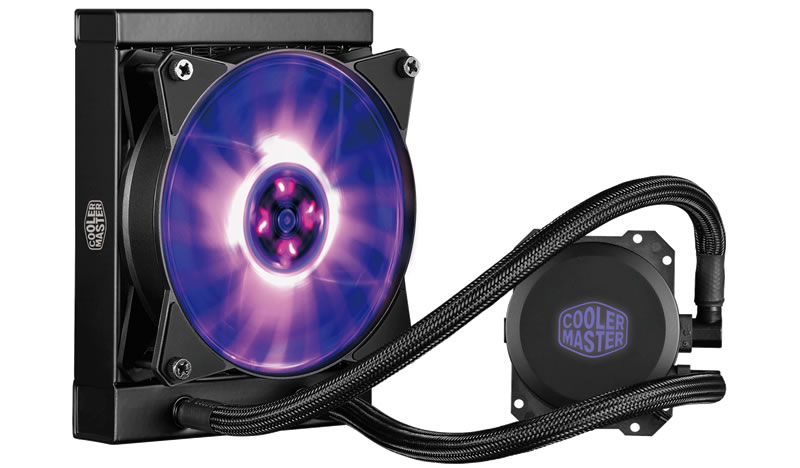 Water Cooling Liquid ML120L RGB Cooler Master
