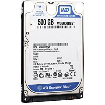 Disco Rigido para Notebook 500 Gb WD Blue
