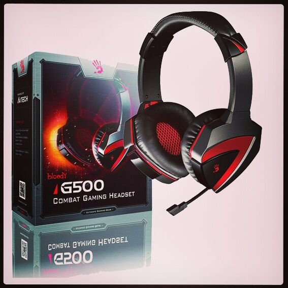 Auricular GAMER Bloody G500 PC PS4