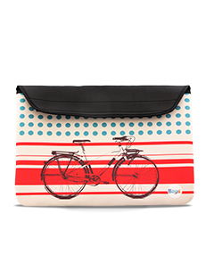 FUNDA 10' NETBOOK BAGS RETRO