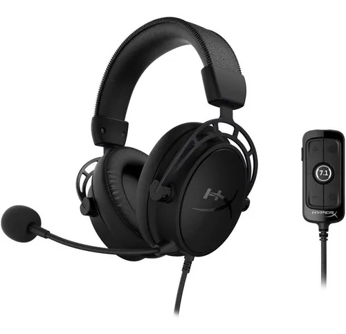 Auricular HyperX Cloud Alpha S 7.1 Black